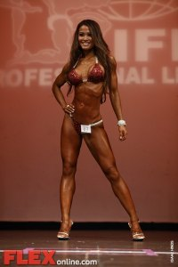 Tianna Ta - Womens Bikini - New York Pro 2011