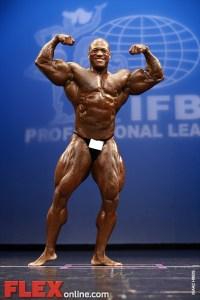 Craig Richardson - Mens Open - New York Pro 2011