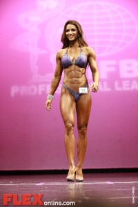 Jelena Abbou - Womens Figure - New York Pro 2011