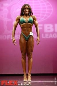 Charmayne Jackson - Womens Figure - New York Pro 2011