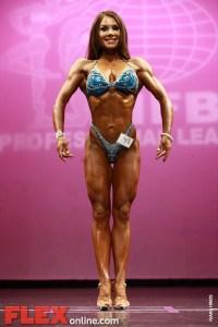 Alea Suarez - Womens Figure - New York Pro 2011