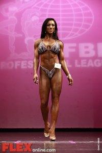 Gina Trochiano - Womens Figure - New York Pro 2011