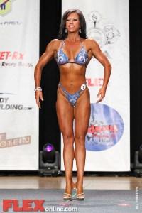 Michelle Battista - Womens Figure - California Pro Figure Championships 2011
