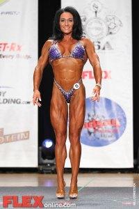 Valerie Gangi - Womens Figure - California Pro Figure Championships 2011