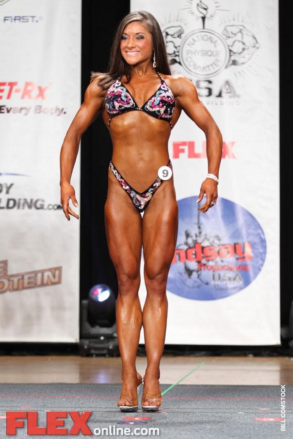 Jacqueline Hoppe - Womens Figure - California Pro Figure Championships 2011