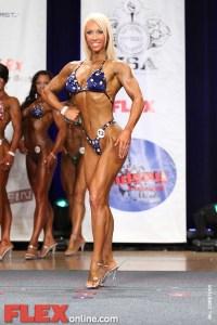 Emily Nicholson - Womens Figure - California Pro Figure Championships 2011