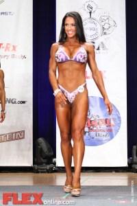 Kimberly Sheppard - Womens Figure - California Pro Figure Championships 2011