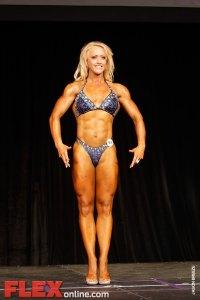 Lynsey Beattie - Womens Figure - Toronto Pro 2011