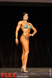 Meredith Berthelson - Womens Figure - Toronto Pro 2011