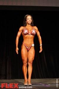 Leah Berti - Womens Figure - Toronto Pro 2011