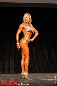Ginette Delhaes - Womens Figure - Toronto Pro 2011
