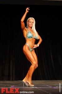 Aleisha Hart - Womens Figure - Toronto Pro 2011