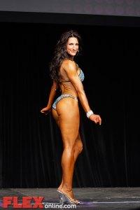 Nina Luchka - Womens Bikini - Toronto Pro 2011