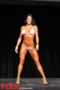 Dayna Maleton - Womens Bikini - Toronto Pro 2011