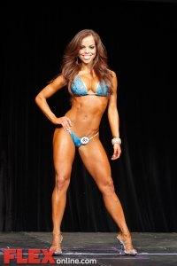 Shelsea Montes - Womens Bikini - Toronto Pro 2011