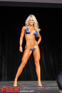 Justine Munro - Womens Bikini - Toronto Pro 2011