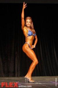 Julie Ann Kulla - Womens Figure - Toronto Pro 2011
