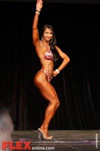 Ann Pratt - Womens Figure - Toronto Pro 2011