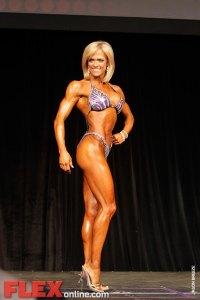 Gennifer Strobo - Womens Figure - Toronto Pro 2011