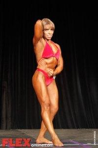 Elizabeth Meza - Womens Open - Toronto Pro 2011
