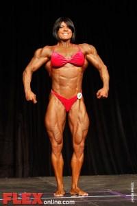 Melody Spetko - Womens Open - Toronto Pro 2011