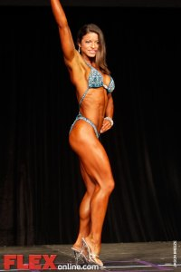 Michelle Blank - Womens Fitness - Toronto Pro 2011