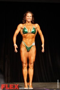 Sherry Boudreau - Womens Fitness - Toronto Pro 2011