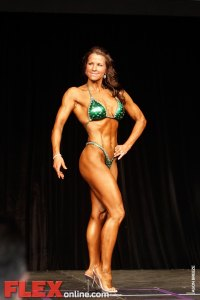 Kristina Rojas - Womens Fitness - Toronto Pro 2011
