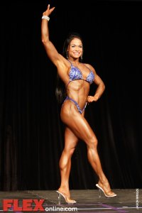 Myriam Capes - Womens Fitness - Toronto Pro 2011