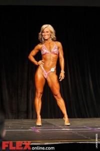 Allison Ethier - Womens Fitness - Toronto Pro 2011