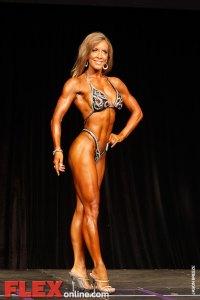 Ryall Graber-Vasani - Womens Fitness - Toronto Pro 2011