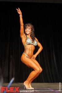 Crystal Heck - Womens Fitness - Toronto Pro 2011