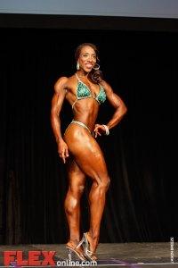 Laticia Jackson - Womens Fitness - Toronto Pro 2011