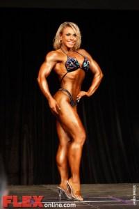 Minna Pajulahti - Womens Fitness - Toronto Pro 2011