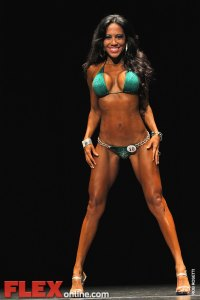 Kira Rivera - Womens Bikini - Tampa Pro 2011