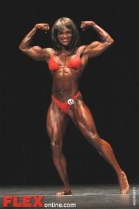 Antoinette Thompson - Mens Open - Tampa Pro 2011