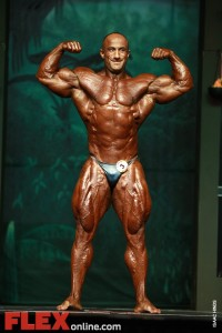 Mohammad Bannout - Mens Open - Europa Super Show 2011