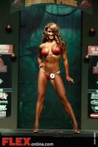 Jessica Anderson - Womens Bikini - Europa Super Show 2011