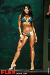 Jennifer Andrews - Womens Bikini - Europa Super Show 2011