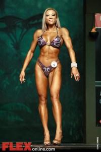 Clarissa Franshesca Castaneda - Womens Figure - Europa Super Show 2011