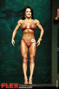 Soleivi Hernandez - Womens Figure - Europa Super Show 2011