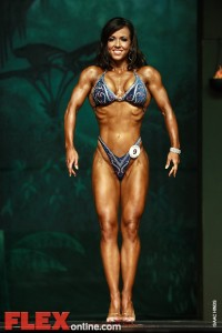Catherine Holland - Womens Figure - Europa Super Show 2011
