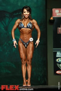 Georgina Lona - Womens Figure - Europa Super Show 2011