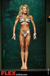Tamee Marie - Womens Figure - Europa Super Show 2011