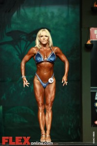 Vicki Nixon - Womens Figure - Europa Super Show 2011
