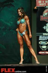 Elvimar Sanchez - Womens Figure - Europa Super Show 2011