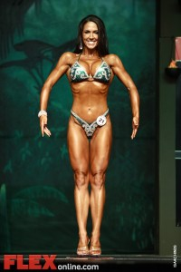 Kimberly Sheppard - Womens Figure - Europa Super Show 2011