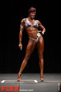Mikaila Soto - Womens Figure - Phoenix Pro 2011