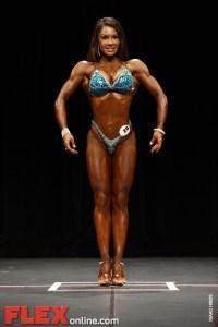 Alea Suarez - Womens Figure - Phoenix Pro 2011
