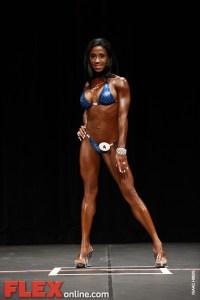 Nicole Coleman - Womens Bikini - Phoenix Pro 2011